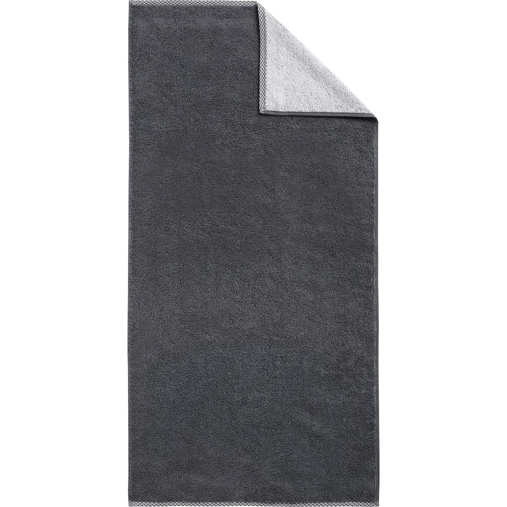Dyckhoff Handtuch Set »Golden Shades Rhomb«
