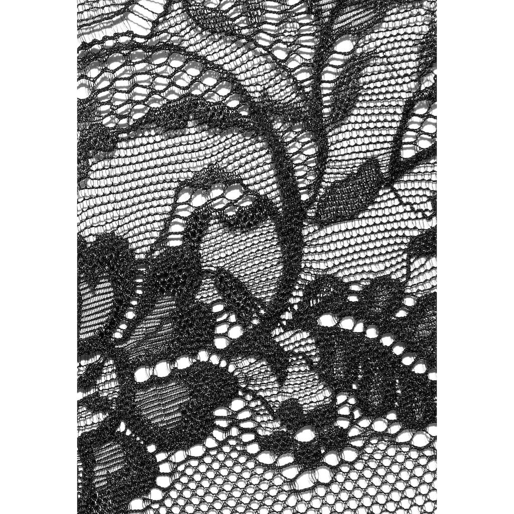 LASCANA Stringpanty, mit dekorativen Bändern hinten