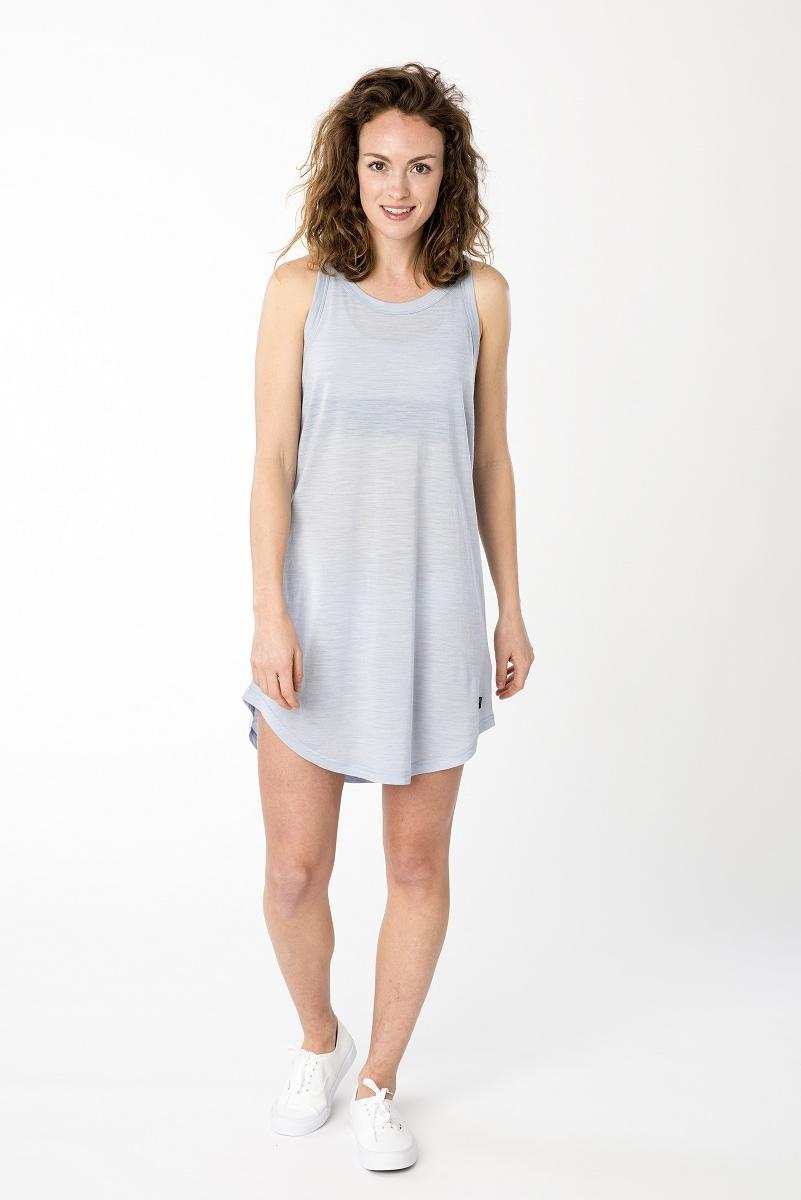 SUPER.NATURAL Sommerkleid W RELAX DRESS | Bekleidung > Kleider > Sommerkleider | Super.Natural