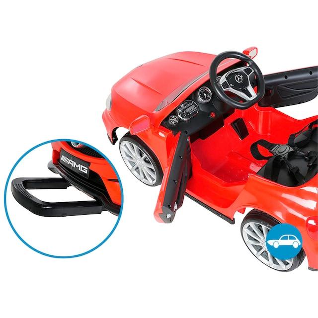 MIWEBA Elektro-Kinderauto »Mercedes-Bent AMG GLA45«, für Kinder ab 3 Jahre, 12 V
