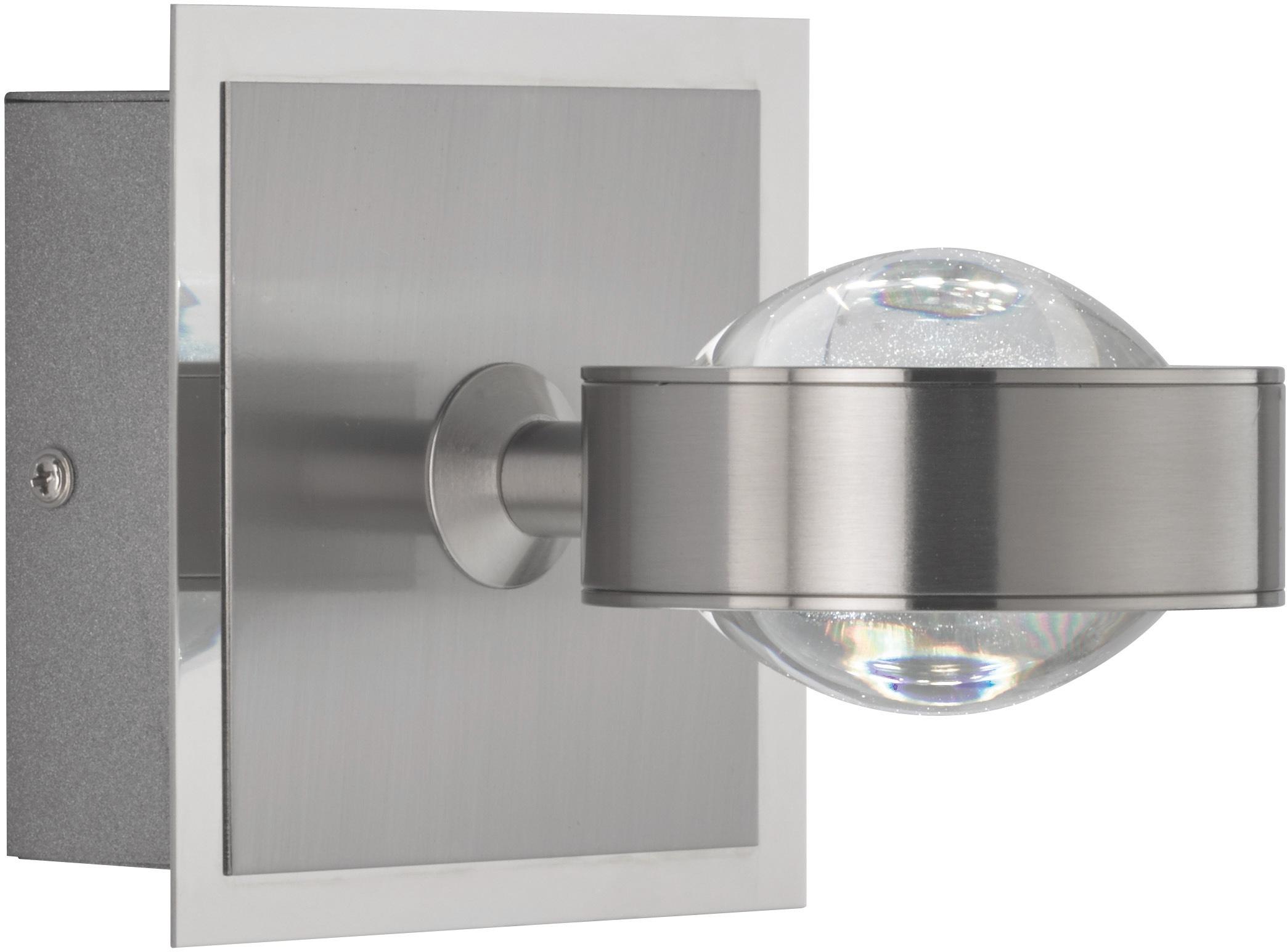 FISCHER & HONSEL LED Wandleuchte Z - Linse, LED-Modul, Warmweiß-Neutralweiß-Tageslichtweiß