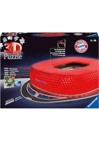 "Ravensburger 3D - Puzzle ""Allianz Arena Night Edition"" kaufen"
