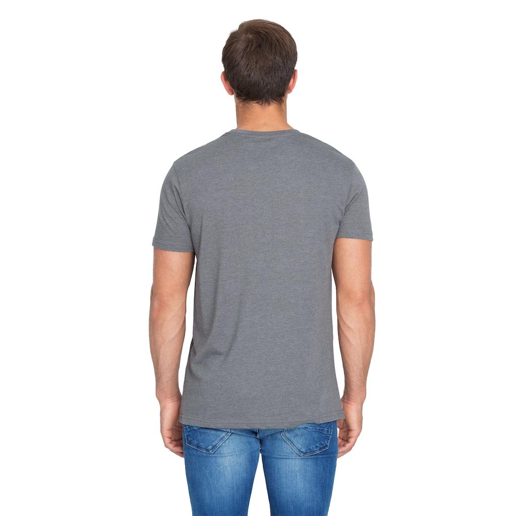 Lonsdale T-Shirt in melierter Optik