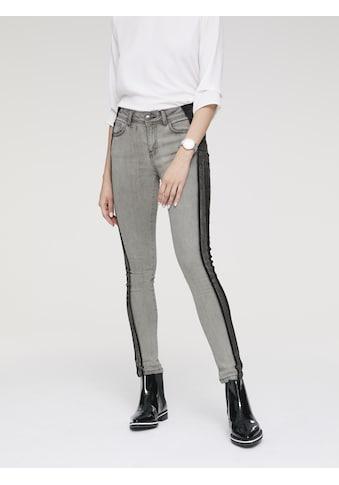 Jeans Alwa mit Glanzdruck kaufen
