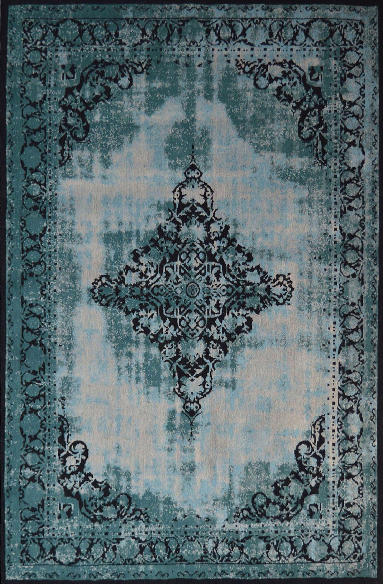 Teppich Jarl SIT rechteckig Höhe 10 mm handgetuftet