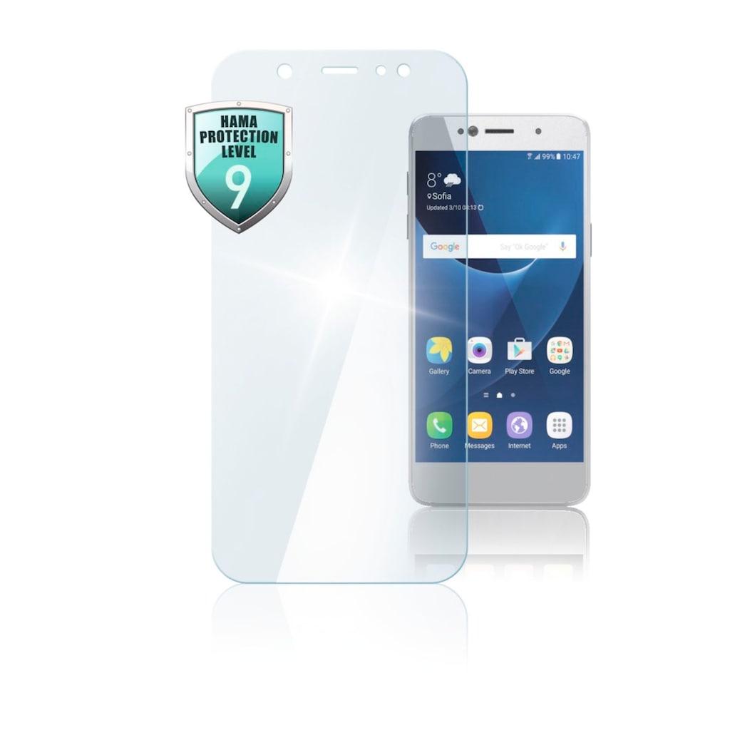 Hama Echtglas-Displayschutz für Galaxy Note 10 Lite