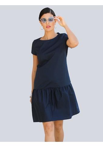 Alba Moda Blusenkleid, mit angesetzter Rüsche am Abschluss kaufen