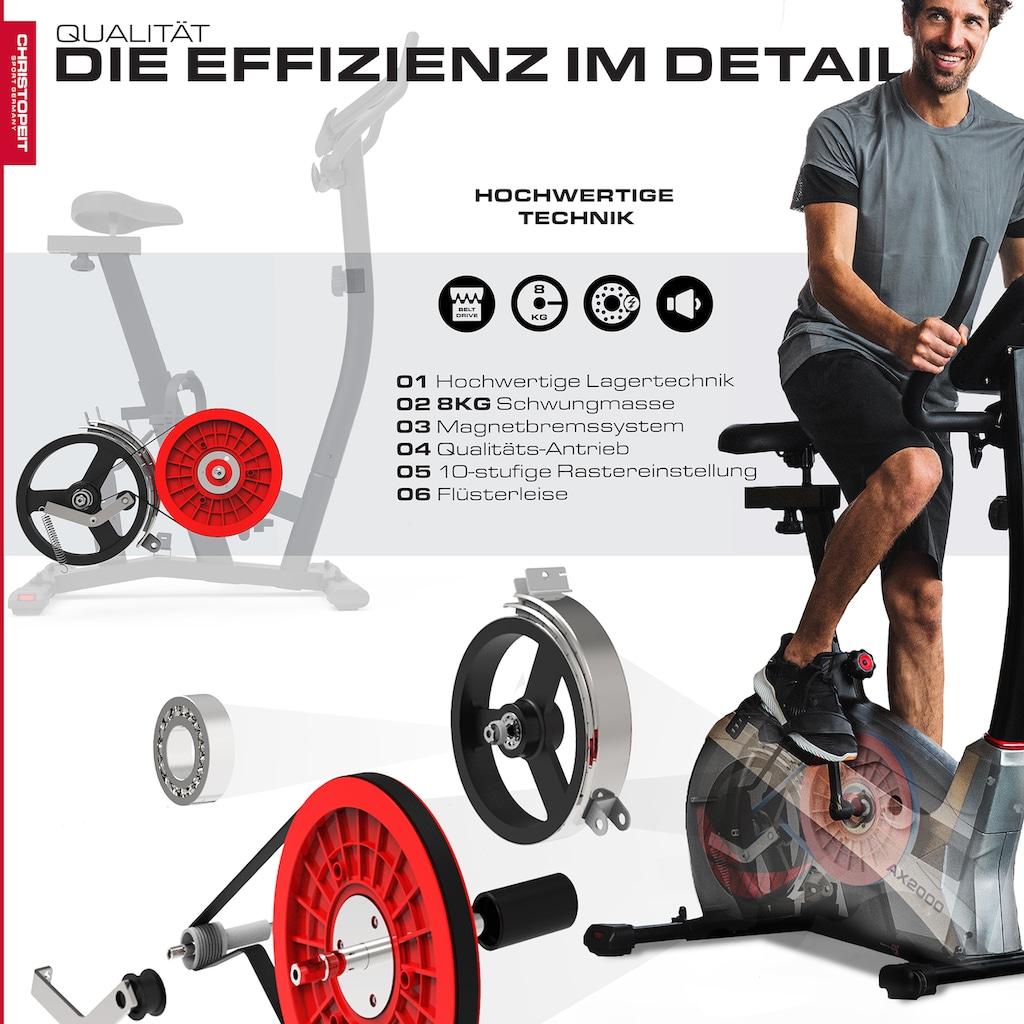 Christopeit Sport® Heimtrainer »AX 2000«
