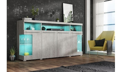 TRENDMANUFAKTUR Sideboard »India« kaufen