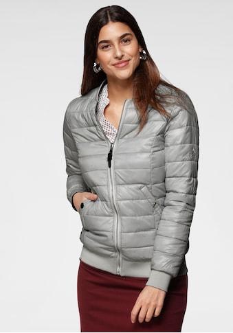 ALPENBLITZ Wendejacke »Athen«, im Gesteppt- und Glatt-Design, eine Jacke zwei Looks und Farben kaufen