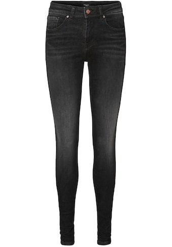 Vero Moda Skinny - fit - Jeans »VMLUX MR SLIM« kaufen