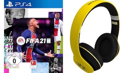FIFA 21 BVB Set gelb PlayStation 4 kaufen