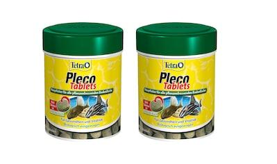 Tetra Fischfutter »Pleco Tablets«, (275), 2x275 Tabletten kaufen