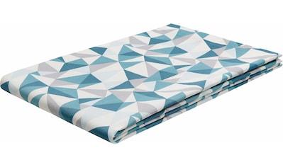 Home affaire Tischdecke, (1 St.), mit geometrischem Print kaufen