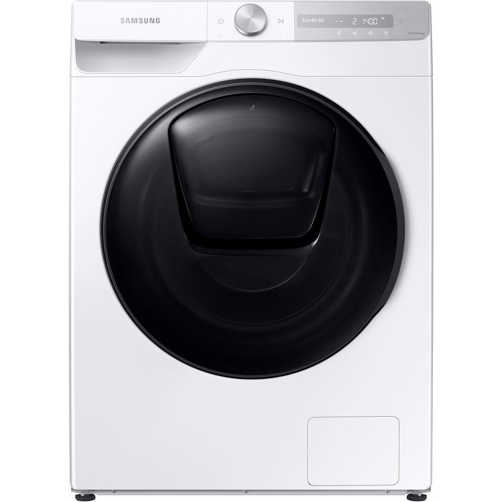 Samsung Waschmaschine »WW8ET754ABH/S2«, WW7500T, WW8ET754ABH