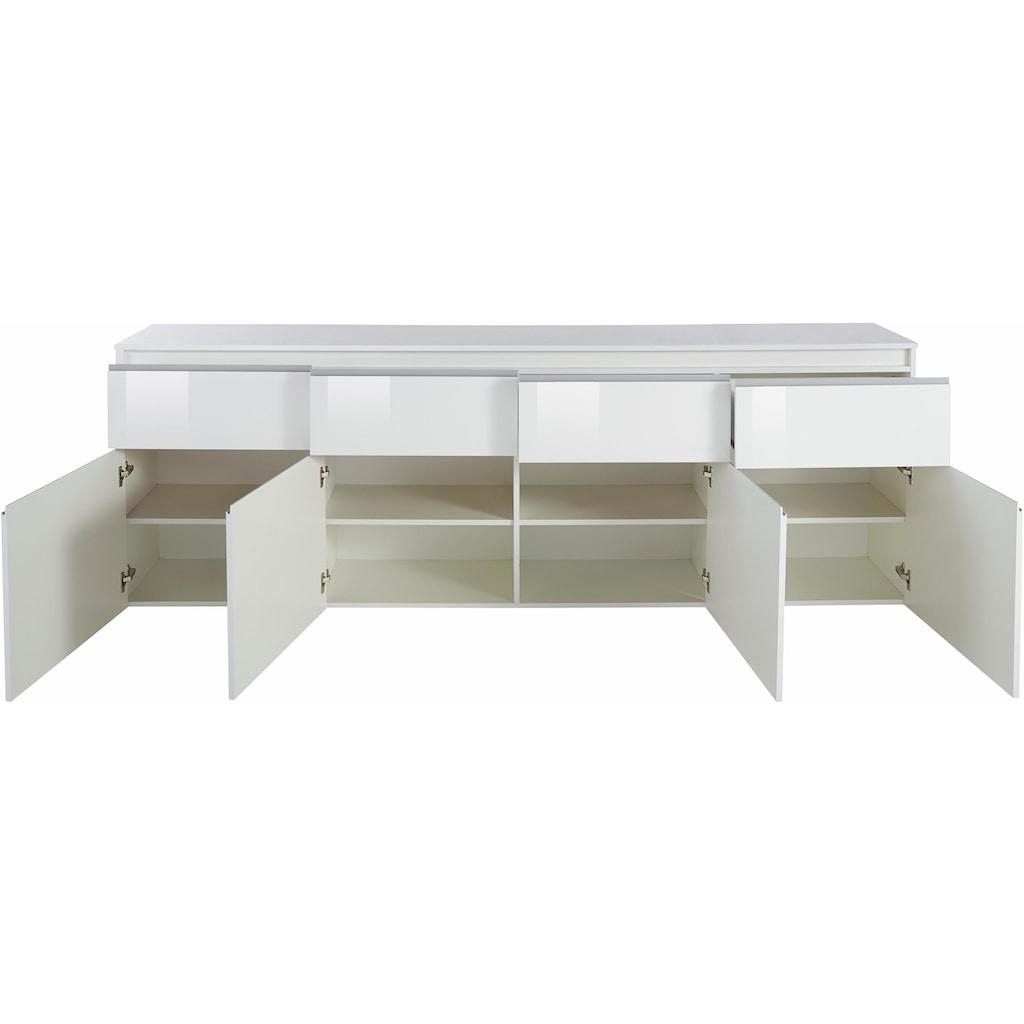 Tecnos Sideboard »Magic«, Breite 240 cm, ohne Beleuchtung