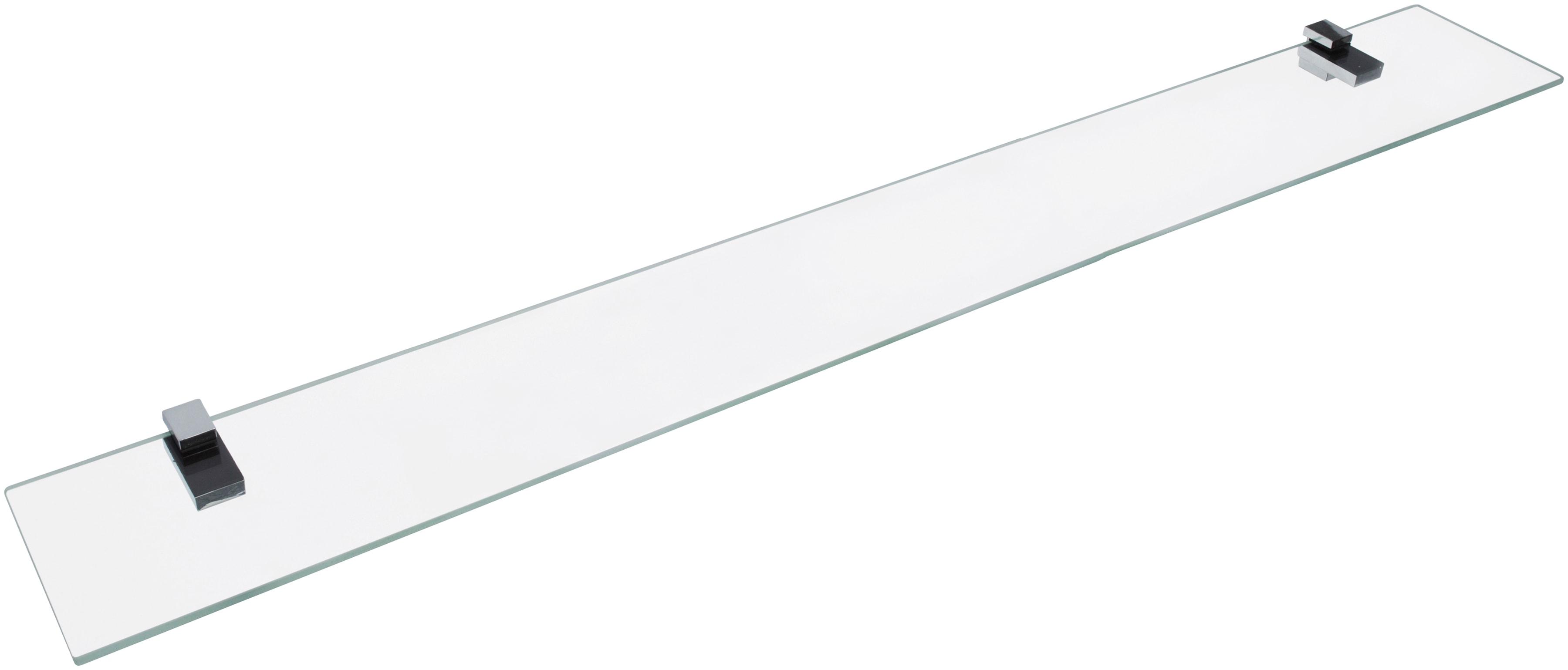 Wandablage-Breite-100-Cm-Fackelmann-Wohnen-Badregale-Regale-Einfache-Montage Indexbild 3