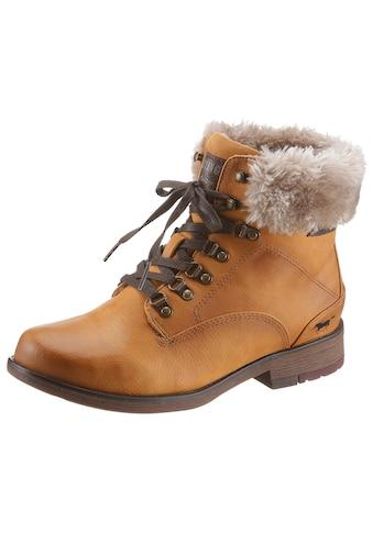 Mustang Shoes Winterboots, mit Bergsteiger-Schnürung kaufen