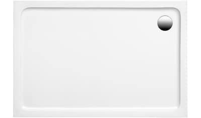 OTTOFOND Duschwanne »Set Rechteckduschwanne«, 1400x900/30 mm kaufen