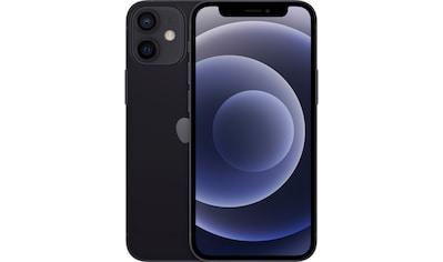 """Apple Smartphone »iPhone 12 Mini - 64GB«, (13,7 cm/5,4 """" 64 GB Speicherplatz, 12 MP Kamera), ohne Strom Adapter und Kopfhörer, kompatibel mit AirPods, AirPods Pro, Earpods Kopfhörer kaufen"""