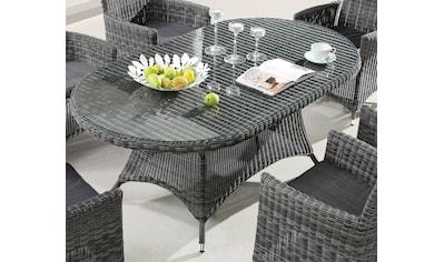 DESTINY Tisch »Santos«, Polyrattan, 180x100 cm kaufen