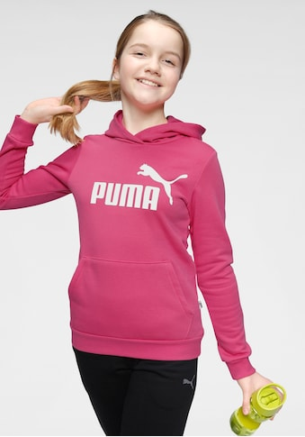 PUMA Kapuzensweatshirt »ESSENTIAL HOODY FLEECE GIRLS« kaufen