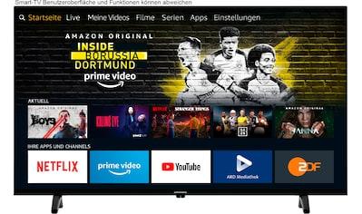 Grundig 43 VOE 61  -  Fire TV Edition LED - Fernseher (108 cm / (43 Zoll), Full HD, Smart - TV kaufen