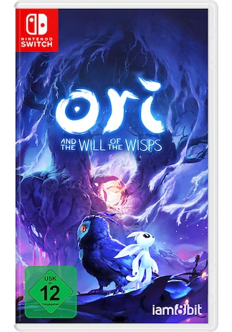 Skybound Games Spiel »Ori and the Will of the Wisps«, Nintendo Switch kaufen