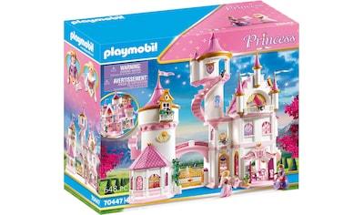Playmobil® Konstruktions-Spielset »Großes Prinzessinnenschloss (70447), Princess«, ; Made in Germany kaufen