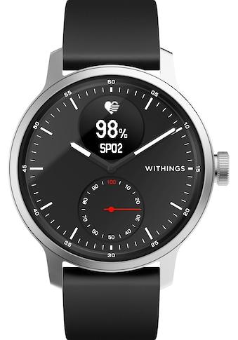 Withings Smartwatch »ScanWatch, 42mm«, ( Proprietär ) kaufen