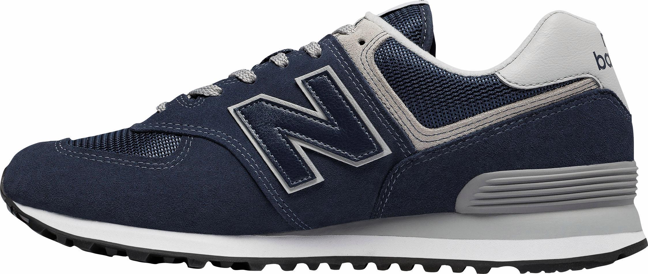 New Balance Sneaker ML 574 | Schuhe > Sneaker > Sneaker low | Blau | New Balance