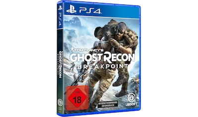 Tom Clancy's Ghost Recon Breakpoint PlayStation 4 kaufen