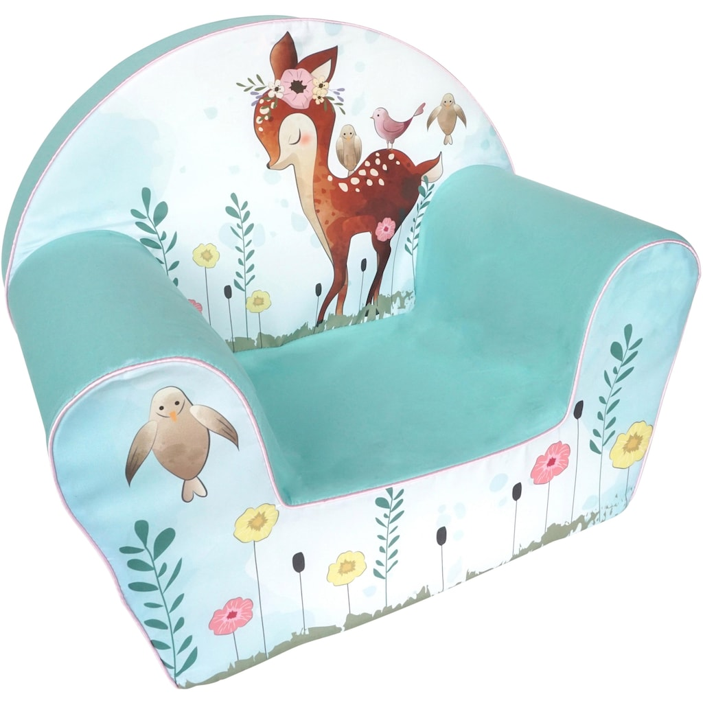 Knorrtoys® Sessel »Fawn«, Made in Europe
