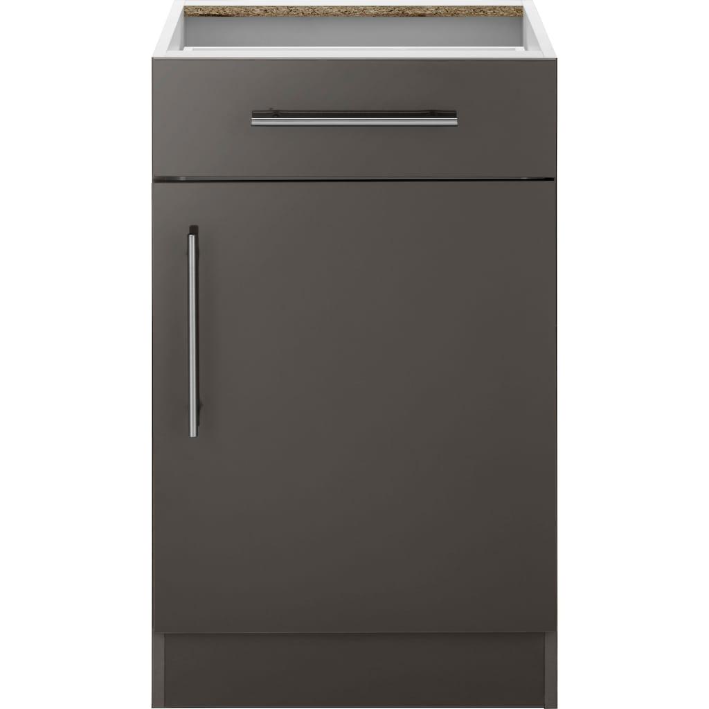 wiho Küchen Unterschrank »Cali«, 50 cm breit, ohne Arbeitsplatte