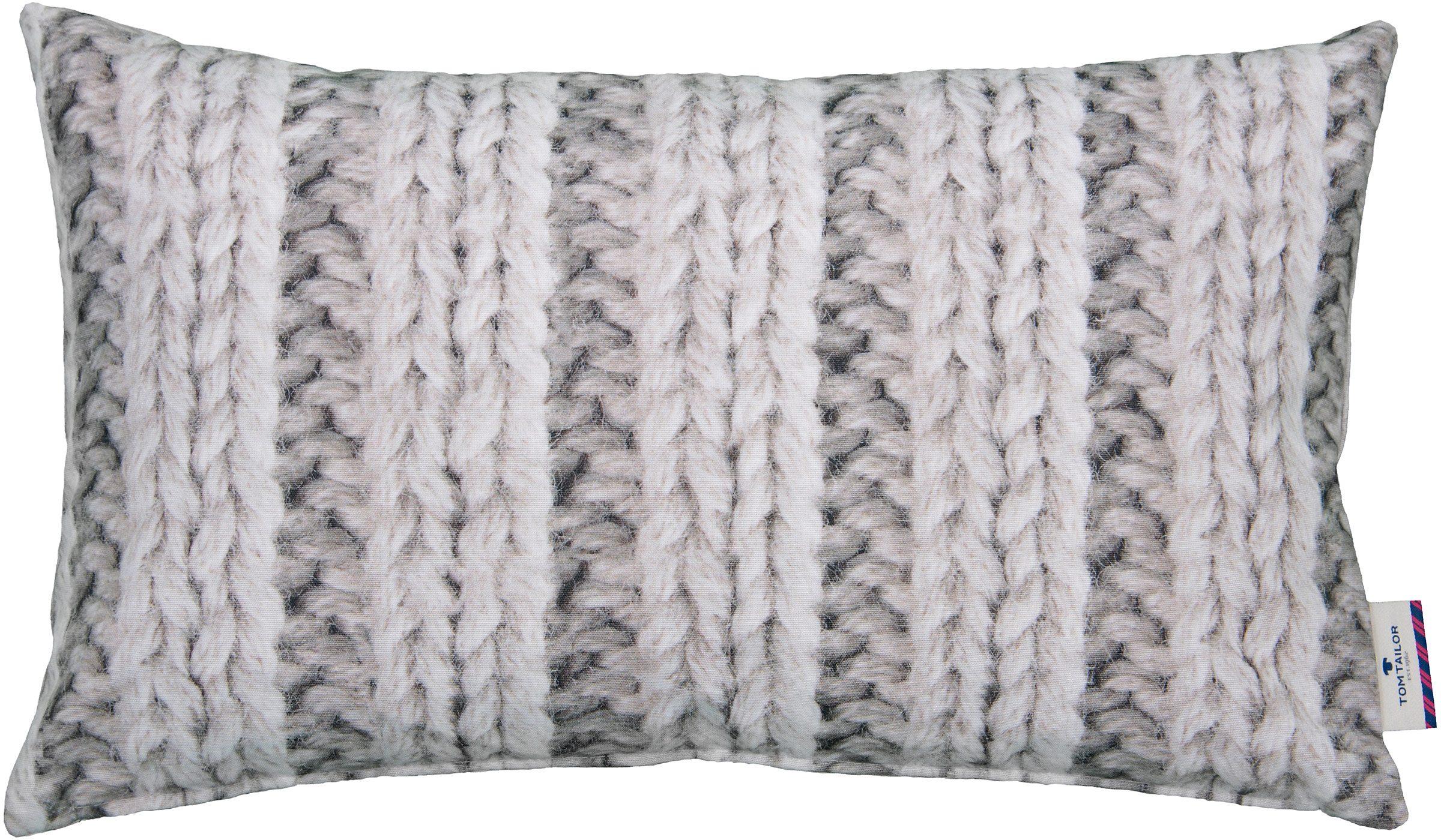 kissenh lle printed stitch tom tailor auf rechnung baur. Black Bedroom Furniture Sets. Home Design Ideas