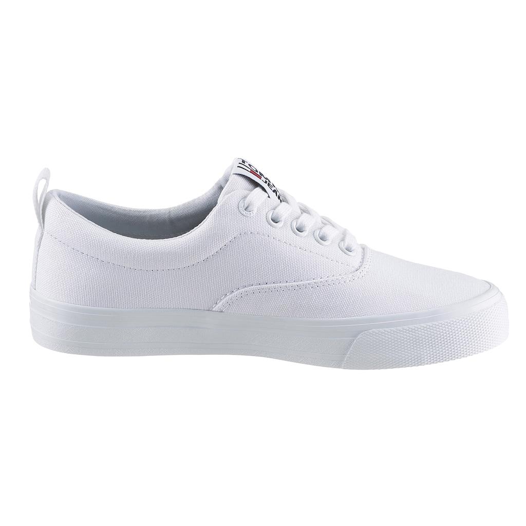 Tommy Jeans Sneaker »WMN CLASSIC TOMMY JEANS SNEAKER«, mit gepolstertem Schaftrand
