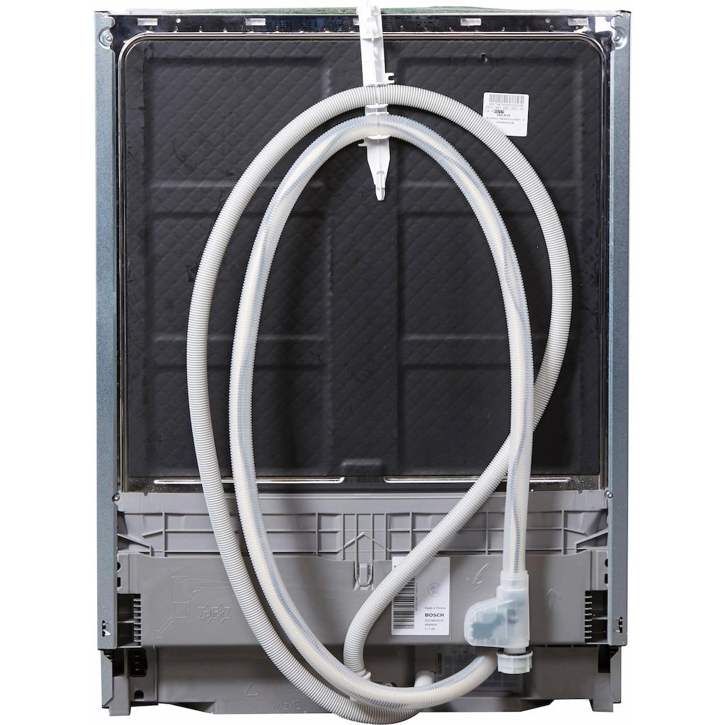 BOSCH Unterbaugeschirrspüler Serie 4, 9,5 Liter, 13 Maßgedecke