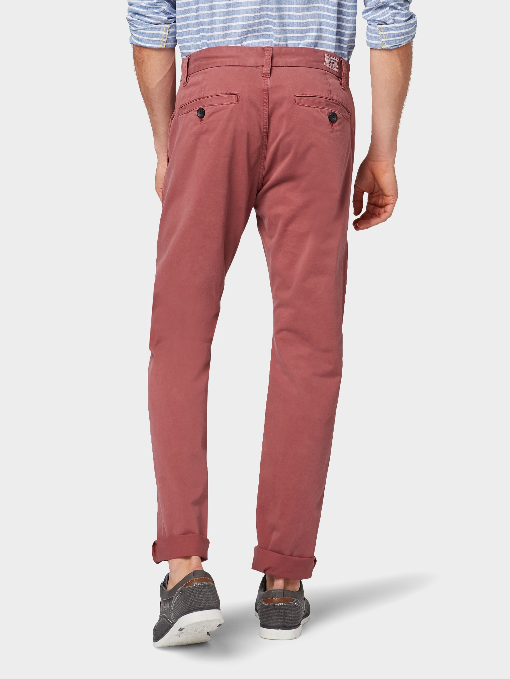 TOM TAILOR Chinohose Travis Slim Chino Hose | Bekleidung > Hosen > Chinohosen | Tom Tailor