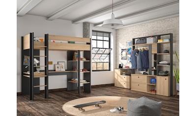 Gami Jugendzimmer-Set »Duplex«, (4 St.) kaufen