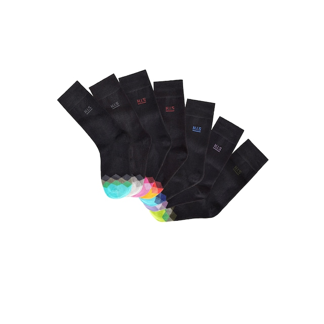 H.I.S Socken (7 Paar)