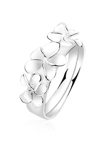 Nenalina Fingerring »Blumen Kirschblüte Blüte Statement 925 Silber« kaufen