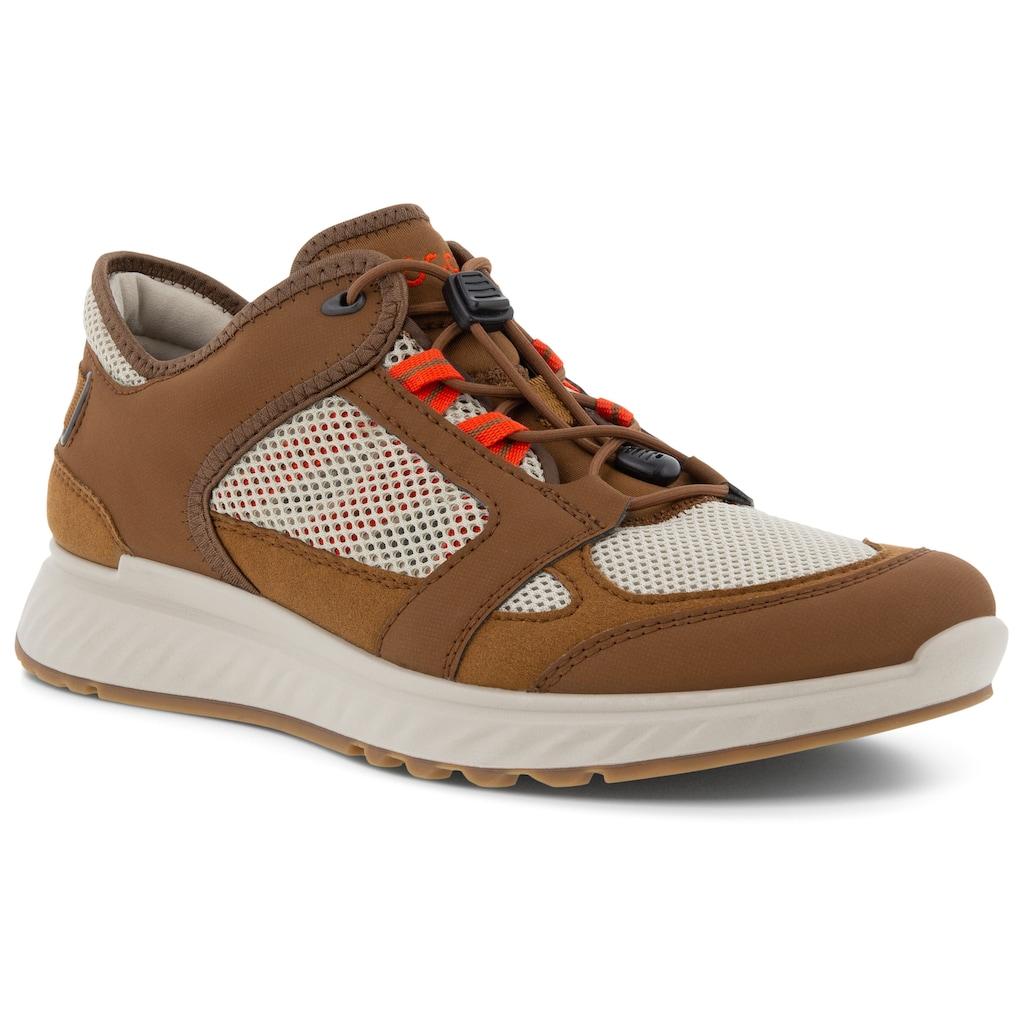 Ecco Slip-On Sneaker »EXOSTRIDE«, mit praktischem Schnellverschluss