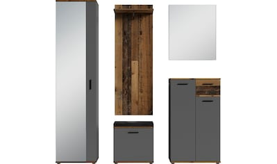 Homexperts Garderoben - Set »Justus« (Set, 5 - tlg) kaufen