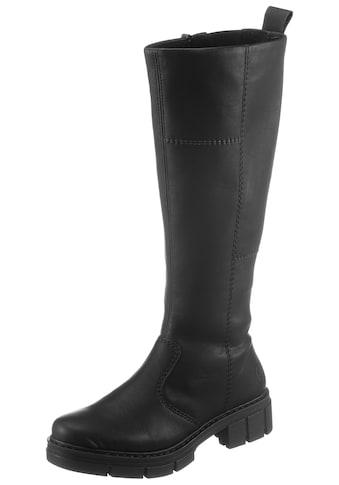 Rieker Stiefel, mit neuer, trendiger Laufsohle kaufen