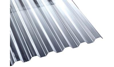 T&J Terrassendach »TEJEMACRO 1.0 glasklar«, 4250x3000, Hagelsicher bis 40mm Ø, glasklar kaufen