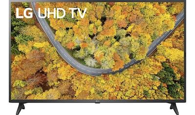 "LG LCD-LED Fernseher »55UP75009LF«, 139 cm/55 "", 4K Ultra HD, Smart-TV, LG Local... kaufen"