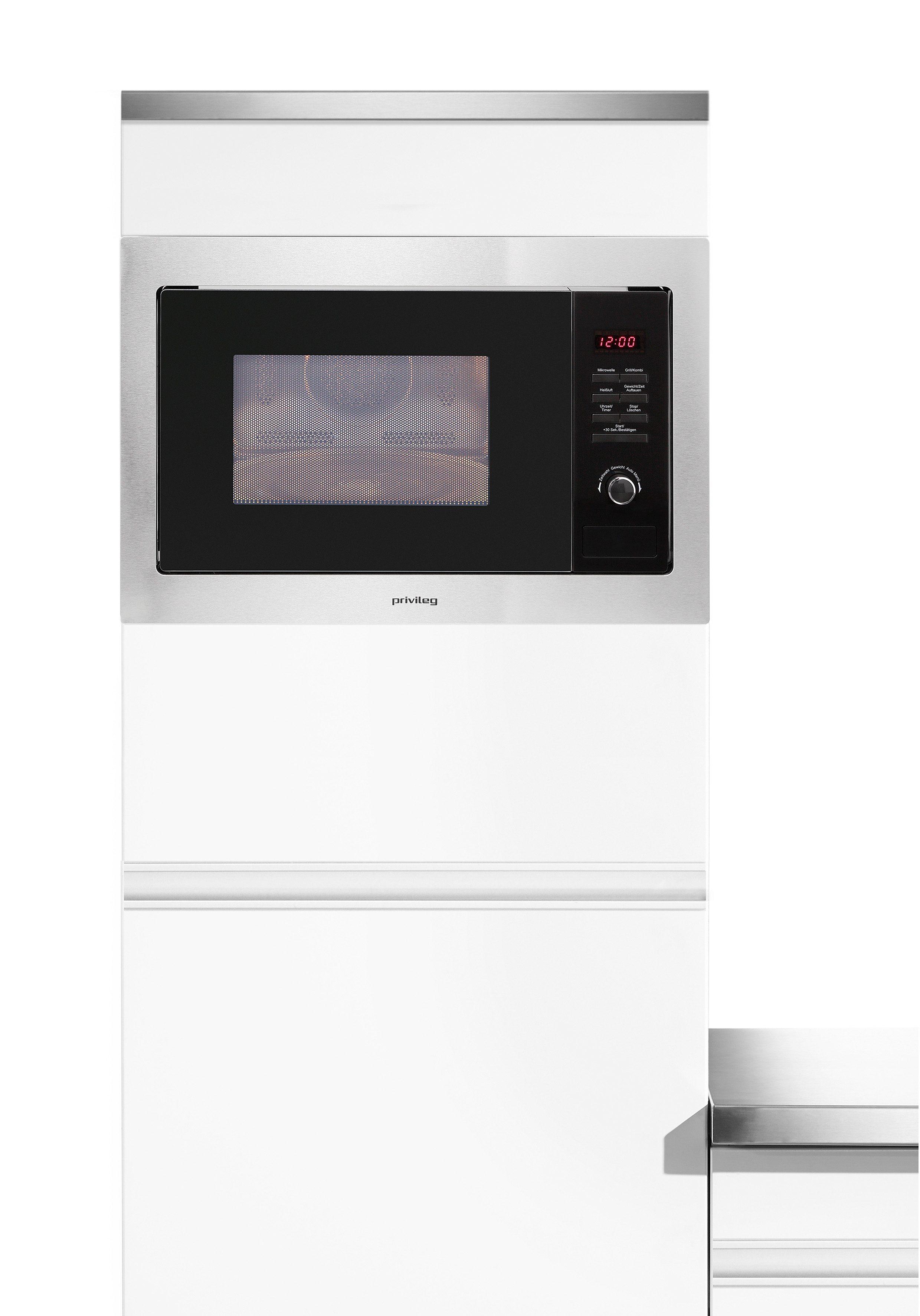 Privileg Einbau-Mikrowelle AC 925 BVE 900 W | Küche und Esszimmer > Küchenelektrogeräte > Mikrowellen | Privileg