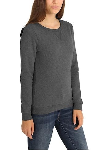 DESIRES Sweatshirt »Vicky O-Neck«, Sweatpullover mit Fleece-Innenseite kaufen