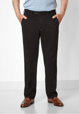 Suprax Flatfronthose mit Gürtel kaufen