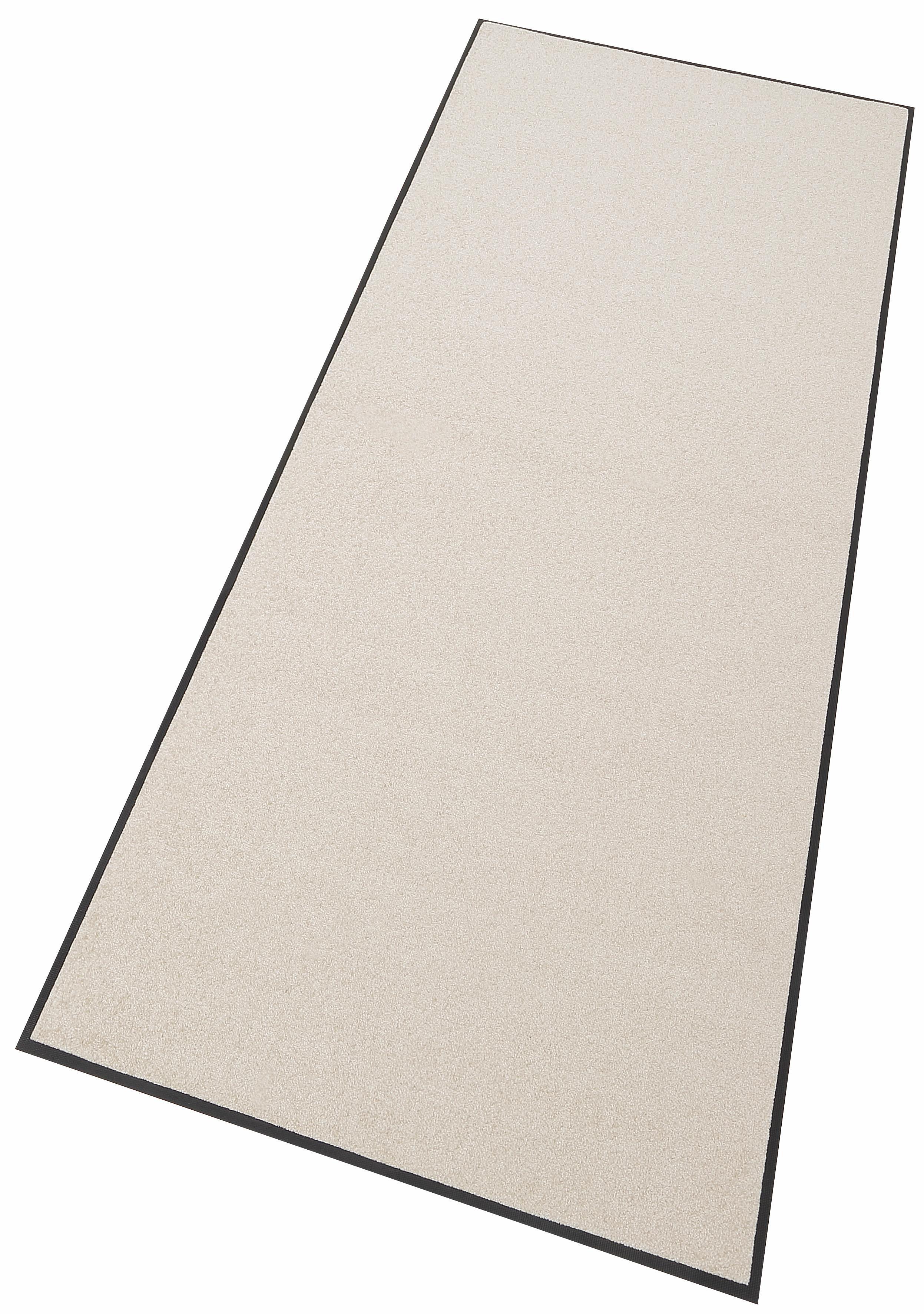 Läufer Trend Uni wash+dry by Kleen-Tex rechteckig Höhe 7 mm gedruckt